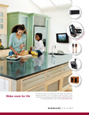 Family Kitchen Ad