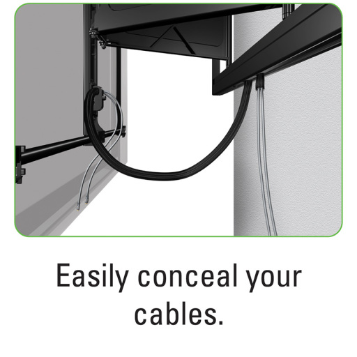 BLF213 Conceal Cables