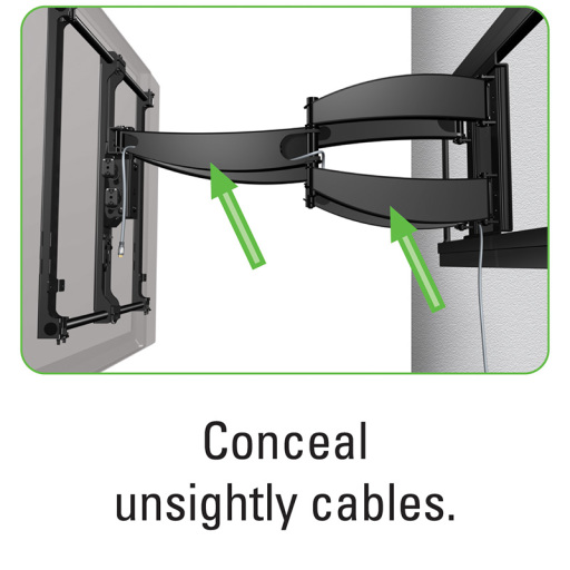 BLF228 Conceal Cables