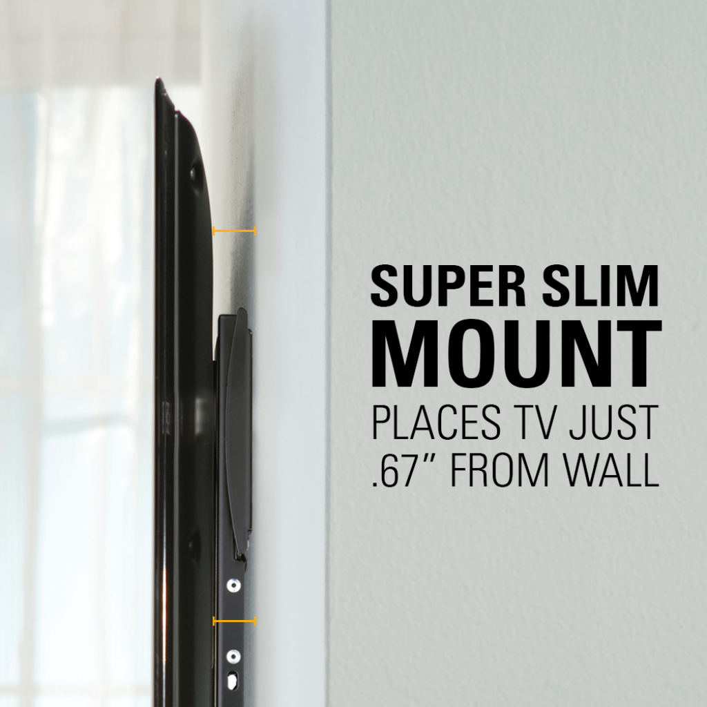 Sanus Bll2 Fixed Position Wall Mounts Mounts