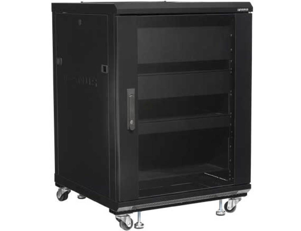 sanus cfr2115 component series av racks racks. Black Bedroom Furniture Sets. Home Design Ideas