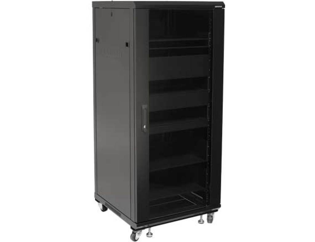 sanus cfr2127 component series av racks racks. Black Bedroom Furniture Sets. Home Design Ideas