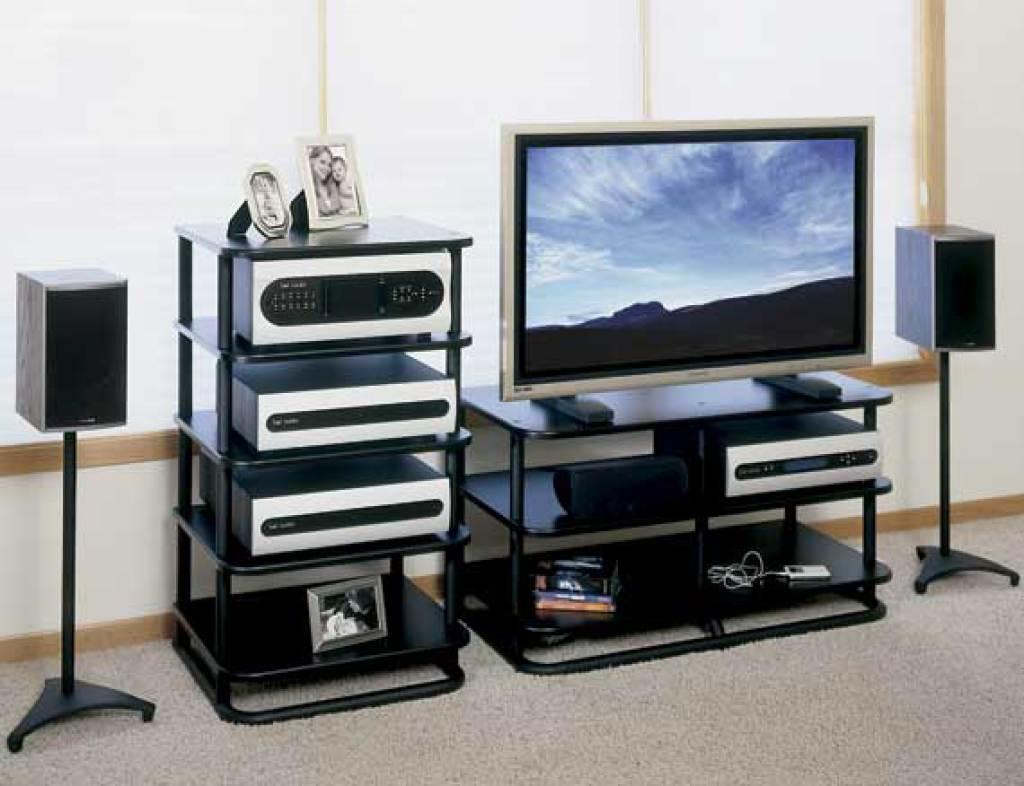 SANUS EFA31 | Euro Series AV Racks | Racks | Products | SANUS