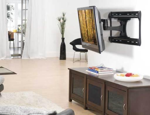 Sanus Lf228 Full Motion Wall Mounts Mounts Products