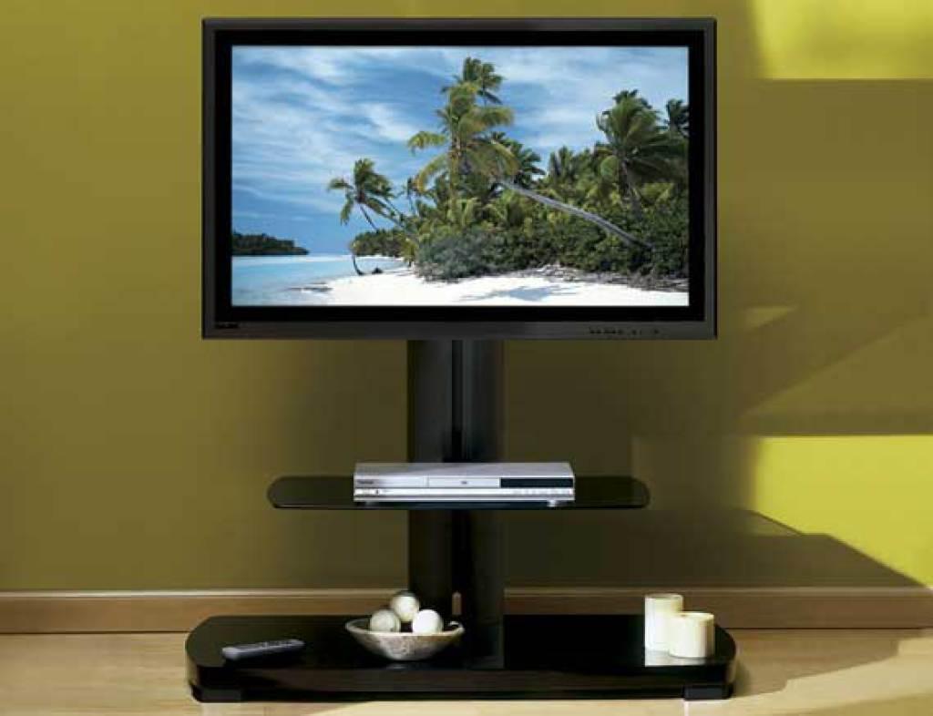sleek tv stand