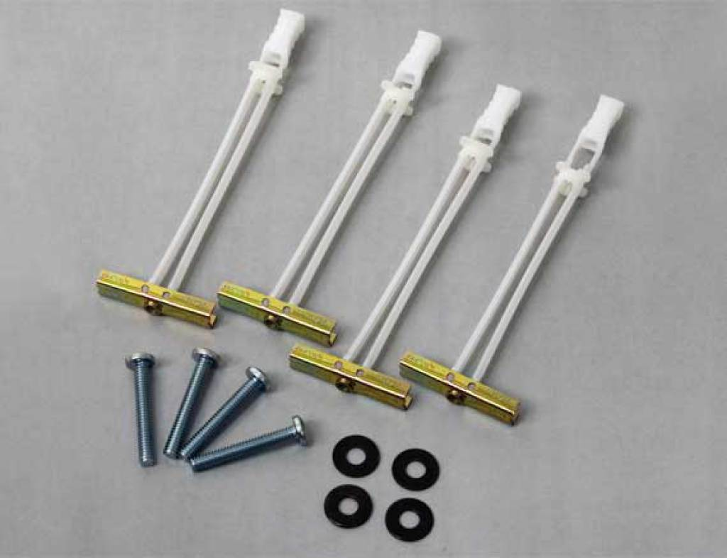 Sanus Universal Steel Stud Mounting Kit For Tilting And