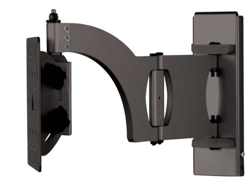 sanus vm400 full motion wall mounts mounts products sanus. Black Bedroom Furniture Sets. Home Design Ideas