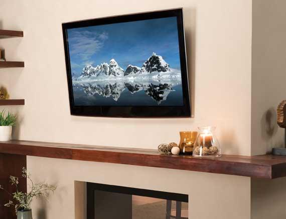 Sanus Vmpl50a Tilting Wall Mounts Mounts Products