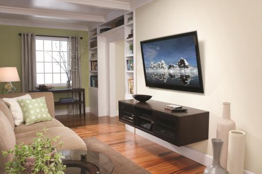 How High Should You Mount Your Tv Media Sanus