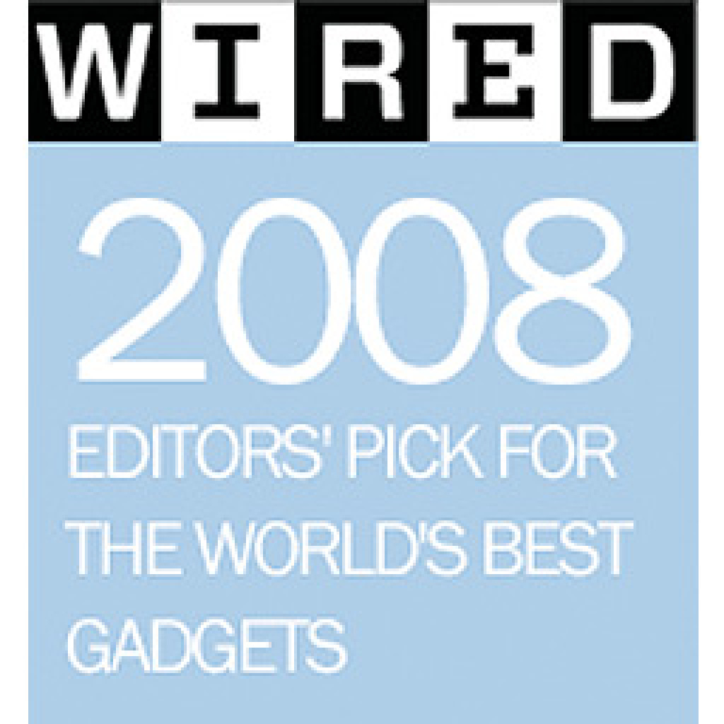 Wired Editors\' Pick for the World\'s Best Gadgets of 2008 | Media | SANUS