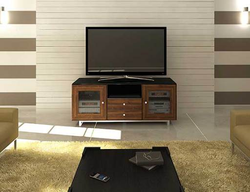 CADENZA61-NW Natural Walnut Lifestyle