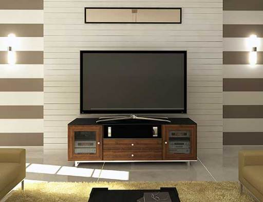 CADENZA75-NW Natural Walnut Lifestyle
