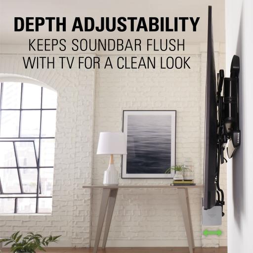 SASB1, Depth adjustment