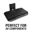 Perfect for AV Components