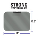 Strong Tempered Glass