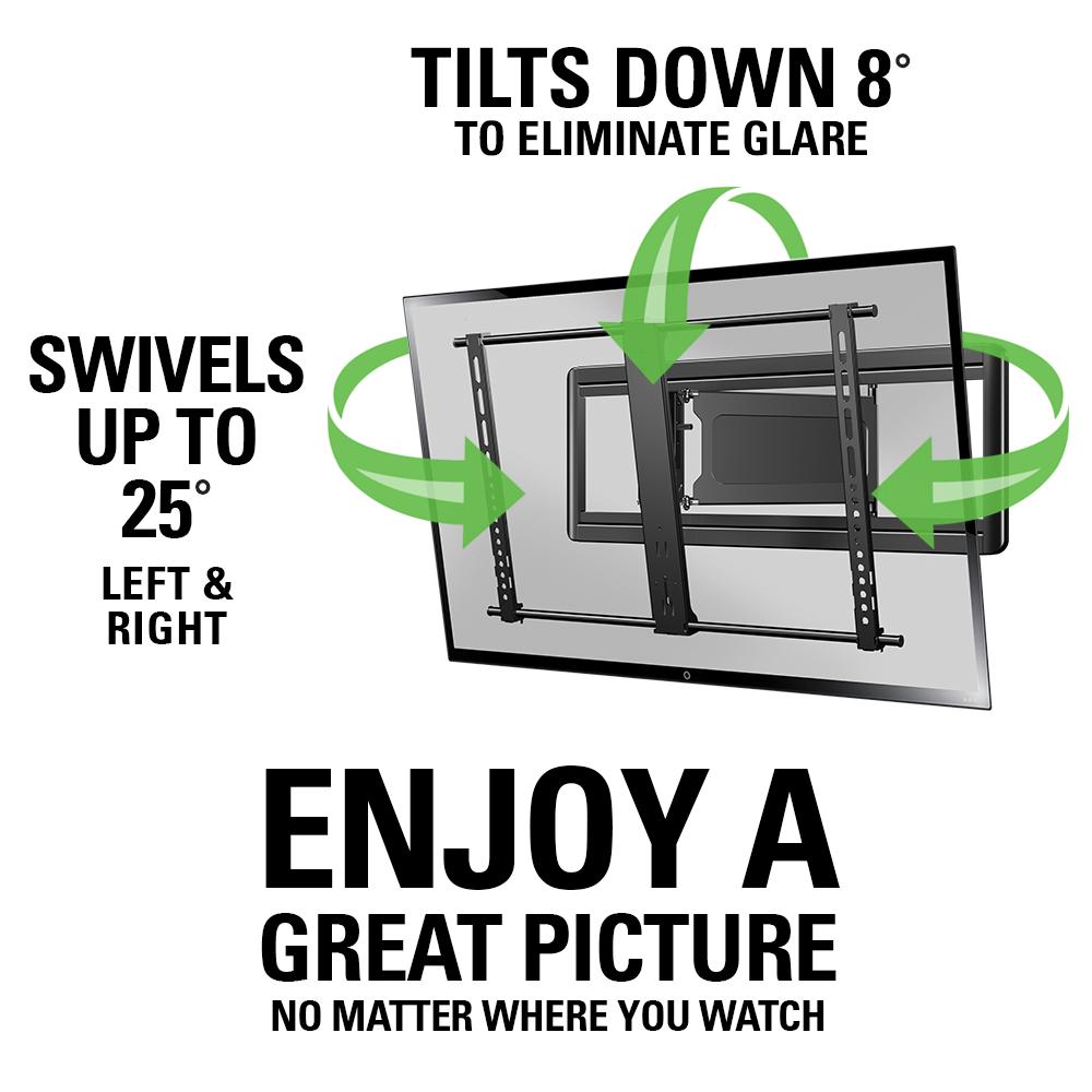 Sanus Vlf613 Full Motion Wall Mounts Mounts Products