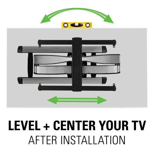VLF728 Level and Center Your TV
