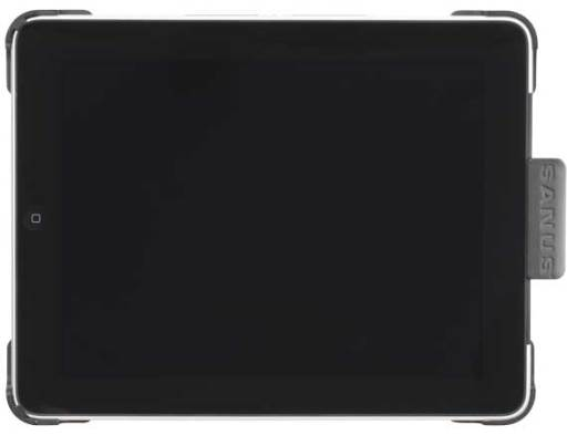 VMA301-B, Black, Front Horizontal with iPad