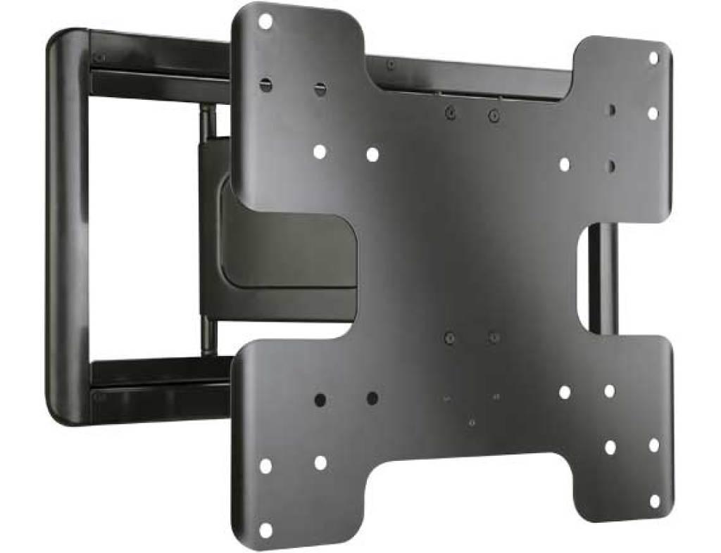 super slim full motion mount for 32 50 flat panel tvs - Sanus Full Motion Tv Wandhalterung