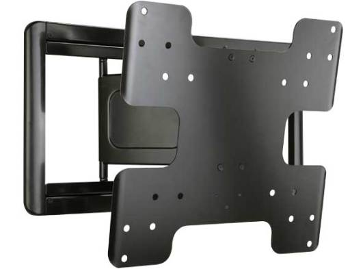 VMF408-B, Black, Front Right Extended Tilt