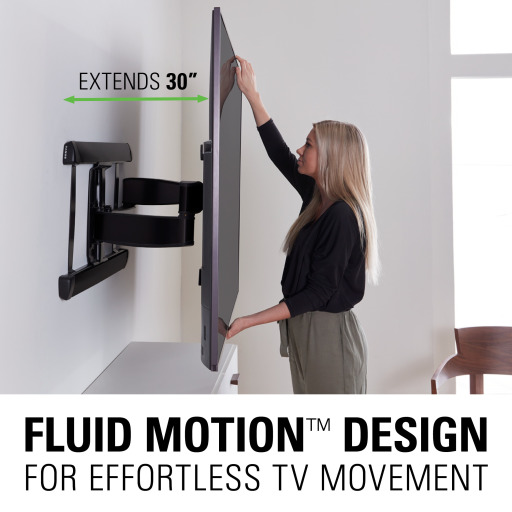 VXF730, Effortless TV movement