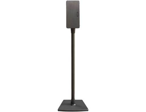 WSS1-B with Sonos PLAY:3 speaker Front in Black