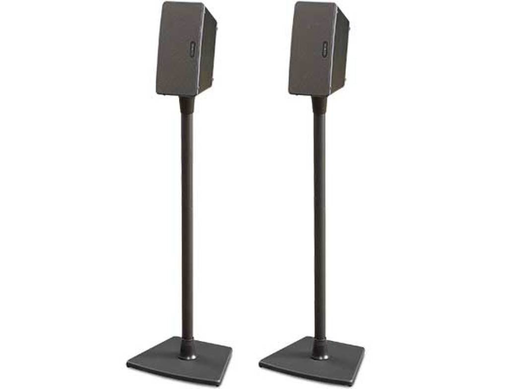 Sanus Wireless Speaker Stands For Sonos Play1 And Play3 Pair