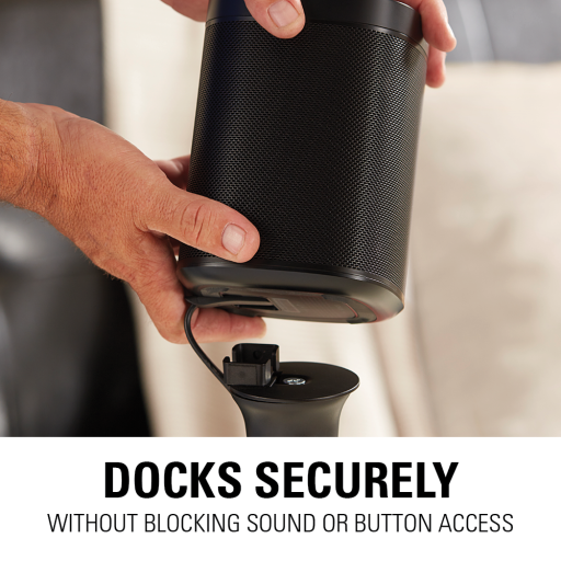 WSS22 Docks securely