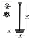 WSS22 Dimensions