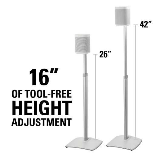 "WSSA2-W1 16"" Height Adjustment"