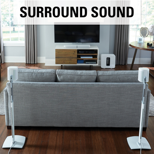 WSSA2-W1 Surround Sound