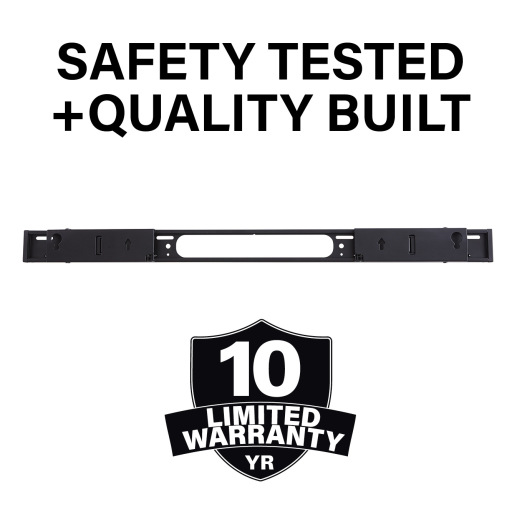 WSSAWM1, Safety tested and quality built