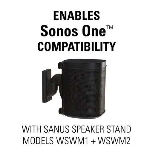 WSWMKIT Enables Sonos One Compatibility
